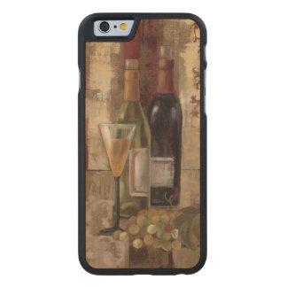 Graffiti und Wein Carved® iPhone 6 Hülle Ahorn