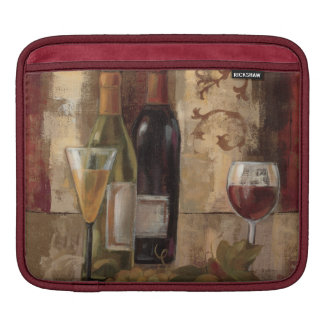 Graffiti und Wein Sleeve Für iPads