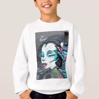 Graffitidame Sweatshirt