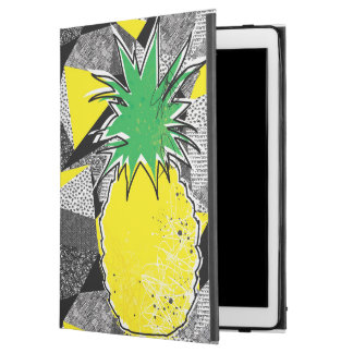 Grafik Ananas-iPad Air ケース ohne Kickstand