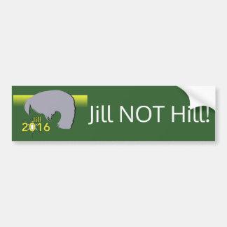 Grafik Autoaufkleber-Jill 2016 Autoaufkleber