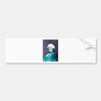 Grafik-Depot - Frederick Douglass Porträt Autoaufkleber