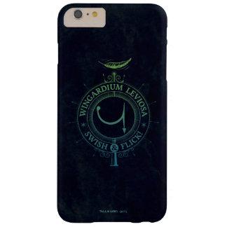 Grafik Harry Potter-Bann-| Wingardium Leviosa Barely There iPhone 6 Plus Hülle