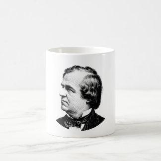 Grafik Präsidenten-Andrew Johnson Kaffeetasse
