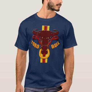 Grafik-Stier-Shirts und Geschenke Toros Stier T-Shirt