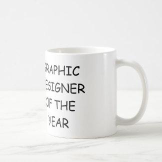 Grafikdesigner des Jahres Tasse