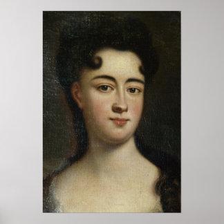 Gräfin Cosel Poster