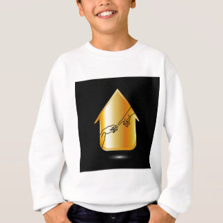 Grafische darstellende Motivation Sweatshirt