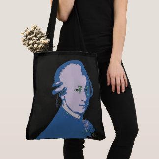 Grafische Tasche Mozart durch Leslie Harlow