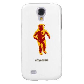 Grafischer Astronaut Galaxy S4 Hülle