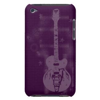 Grafischer lila iPod-Kasten der Gitarre iPod Case-Mate Case
