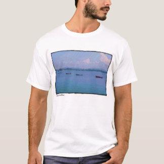 Grafischer T - Shirt mit Szenen San Juan, Puerto