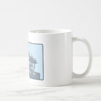 Grafisches Dublin Kaffeetasse