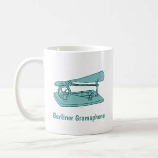 Gramaphone Tasse von Berlin
