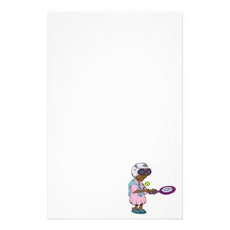 Gramma Tennis Briefpapier