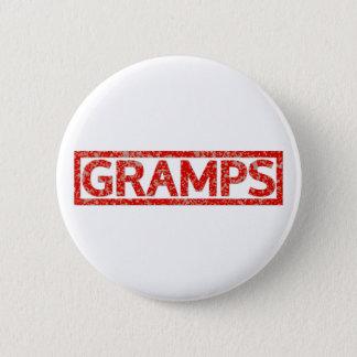 Gramps Briefmarke Runder Button 5,1 Cm