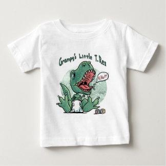 Grampys wenig T Rex Baby T-shirt