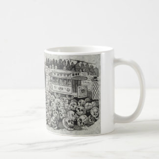 Gran Calavera Electrica Kaffeetasse