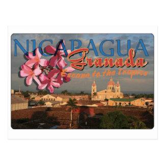 Granada Nicaragua Postkarte