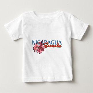 GranadaNica Baby T-shirt