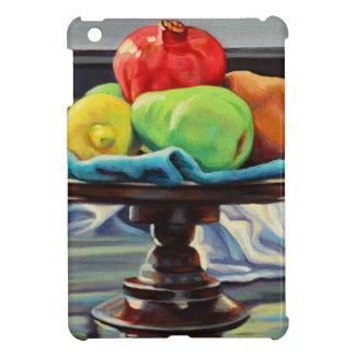 Granatapfel-Birnen-Zitronen-Sockel iPad Mini Hülle