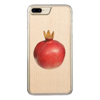 Granatapfel Carved iPhone 8 Plus/7 Plus Hülle