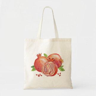 Granatapfel glückliches Yalda Tragetasche