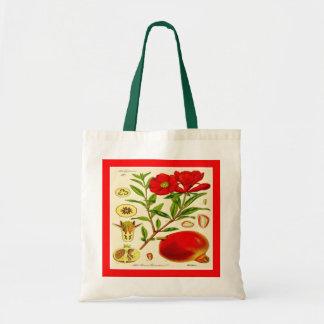 Granatapfel Tragetaschen