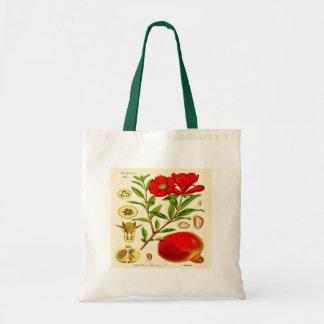 Granatapfel Einkaufstasche