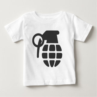 Granaten-Geschenk Baby T-shirt