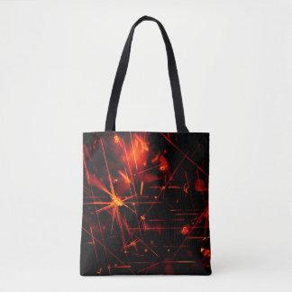 Granats-Galaxie-Taschen-Tasche Tasche