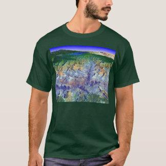 Grand Canyon 3D der NASAs T-Shirt