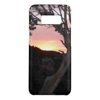 Grand Canyon am Sonnenuntergang mit Case-Mate Samsung Galaxy S8 Hülle