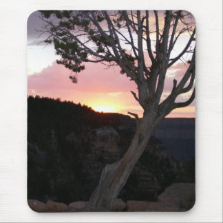 Grand Canyon am Sonnenuntergang mit Mousepads
