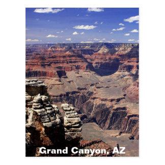 Grand Canyon, Arizona Postkarte