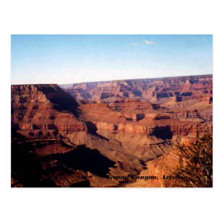 Grand Canyon, Arizona-Postkarte Postkarte