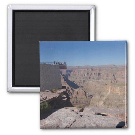 Grand Canyon Arizona Quadratischer Magnet