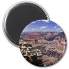 Grand Canyon, Arizona Runder Magnet 5,1 Cm