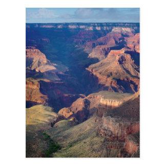 Grand Canyon, helle Engels-Spur Postkarte