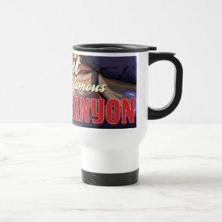 Grand Canyon Reisebecher