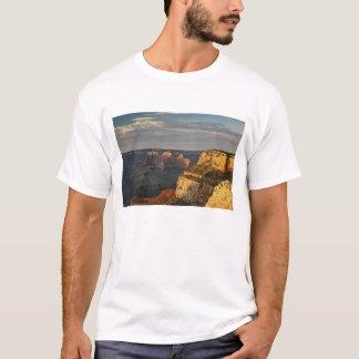 Grand Canyon von der Südkante an Sonnenuntergang, T-Shirt