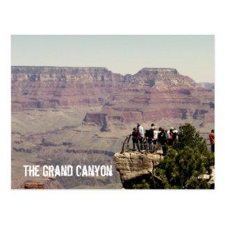 Grand- Canyonaussicht Postkarte