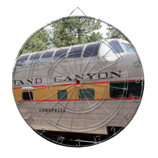 Grand Canyonbahnwagen, Arizona Dartscheibe