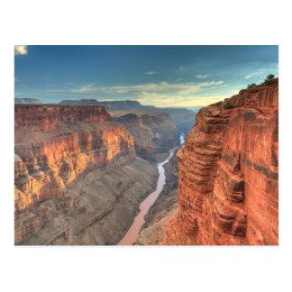 Grand- CanyonNationalpark 3 Postkarte