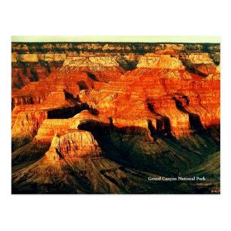 Grand- CanyonNationalpark-Postkarte Postkarte