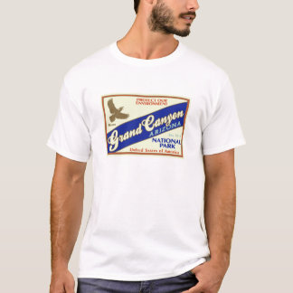 Grand- CanyonNationalpark (Rabe) T-Shirt