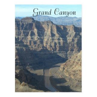 Grand- Canyonpostkarte Postkarte