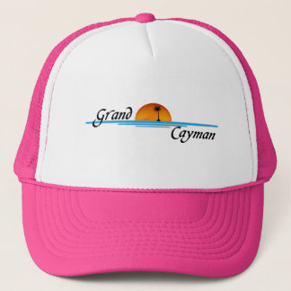 Grand Cayman Hut Truckerkappe