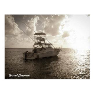 Grand Cayman Postkarte
