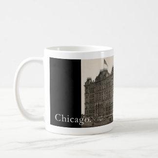 Grand Pacific Hotel, Chicago (c. 1880) Kaffeetasse